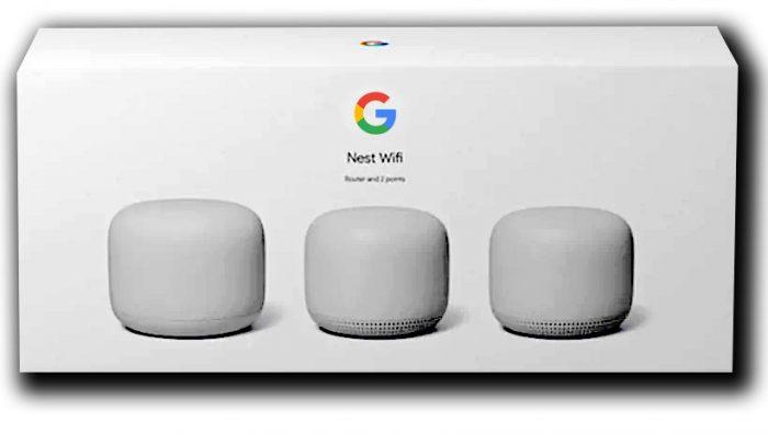 Google Nest WiFi Router Installation