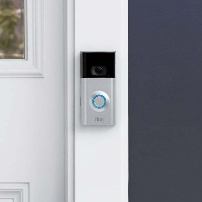 Ring Doorbell Installation
