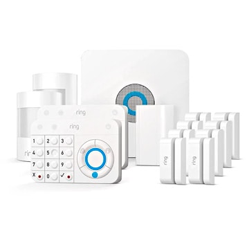 Ring Alarm Security System Installation